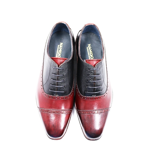 BROGUES BALMORAL OXFORD