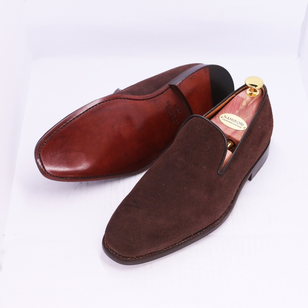 Slipper Loafer Suede SL00