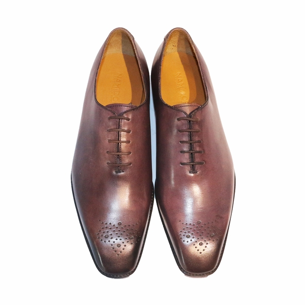 Wholecut Brogues Oxford Mckay AL01