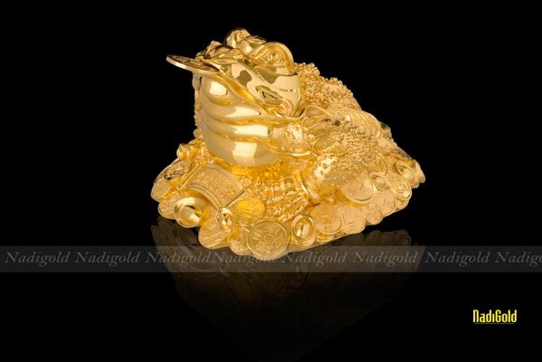 phong thủy mạ vàng