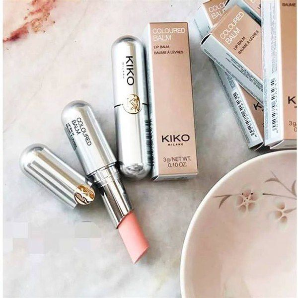 Kiko Milano Colour Lip Balm