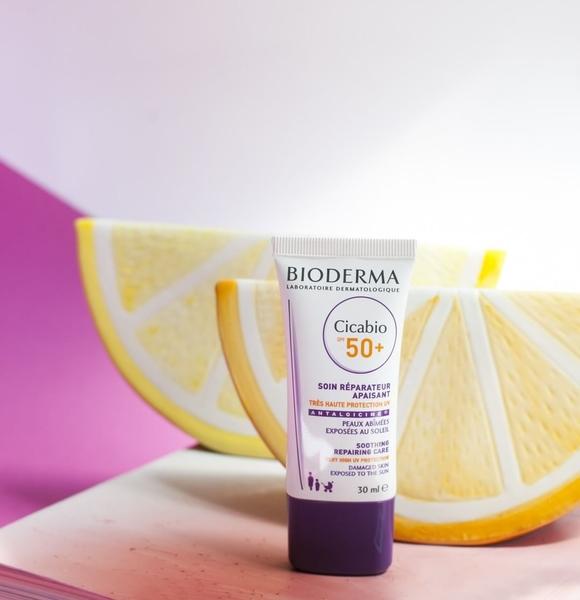 Kem chống nắng Bioderma Cicabio Spf 50+ xách tay