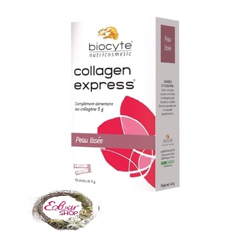 Biocyte Collagen Express - Collagen bột cao cấp từ Pháp