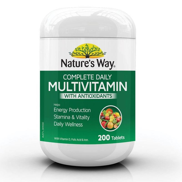 Vitamin Tổng Hợp Nature's Way Complete Daily