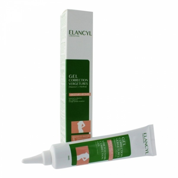 Gel Trị Rạn sau sinh ELANCYL GEL CORRECTION VERGETURES 75ml
