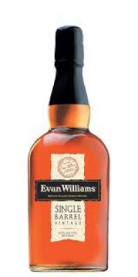 Rượu Whisky Mỹ Evan Williams Single Barrel Vintage Bourbon