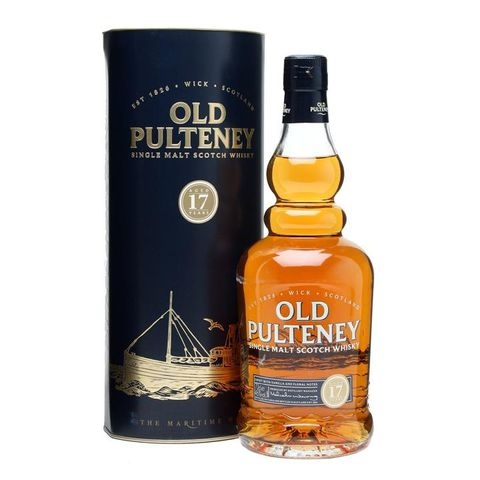 OLD PULTENEY 17 NĂM