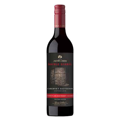 Rượu vang Úc Jacob's Creek Double Barrel Cabernet Sauvignon