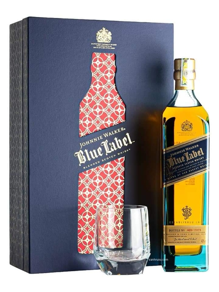 JOHNNIE WALKER BLUE LABEL 2021