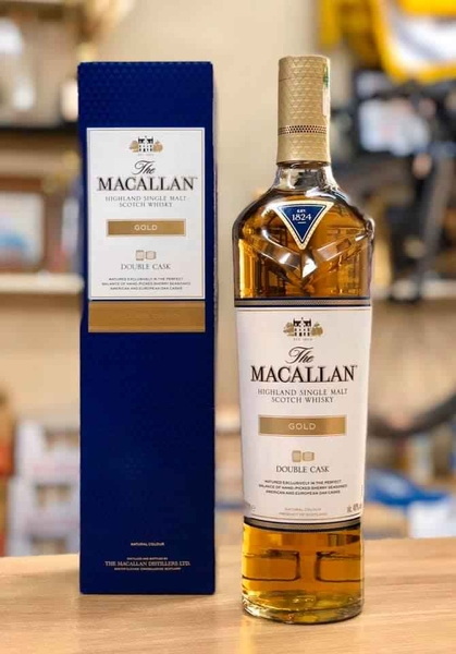 RƯỢU MACALLAN GOLD (700ML / 40%)-