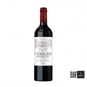 Bordeaux Grand Vin De St-Emilion Grand CRU AOP 2015 (PV-05)