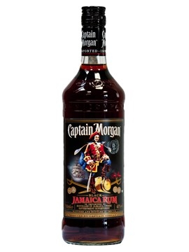 RƯỢU CAPTAIN MORGAN BLACK 750ml / 40%