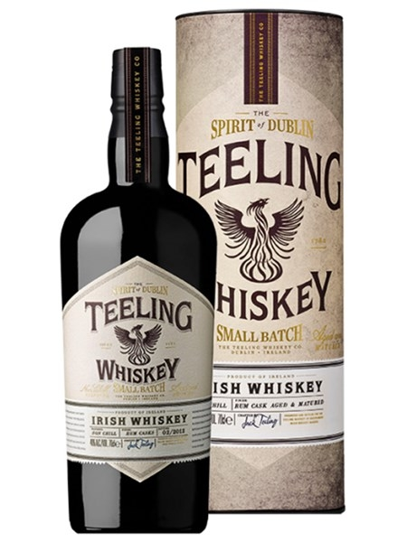 RƯỢU TEELING SMALL BATCH 700ml / 46%