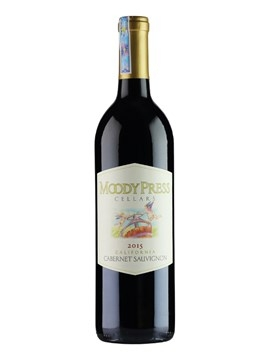 RƯỢU VANG MOODY PRESS CABERNET SAUVIGNON 750 ml / 14,1%
