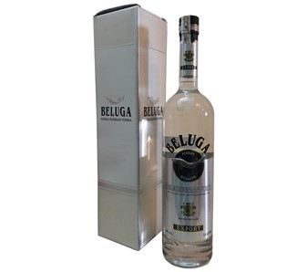 RƯỢU VODKA BELUGA 1.5L (1500ML / 40%)