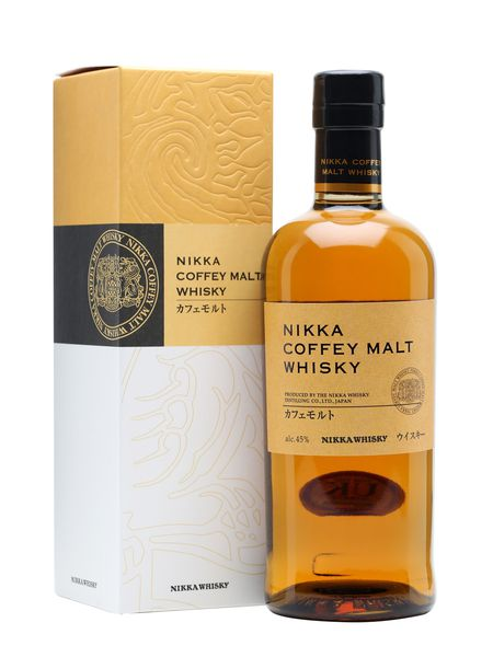 WHISKY NHẬT NIKKA COFFEY MALT (700ML / 45%) Grain Japanese Whisky