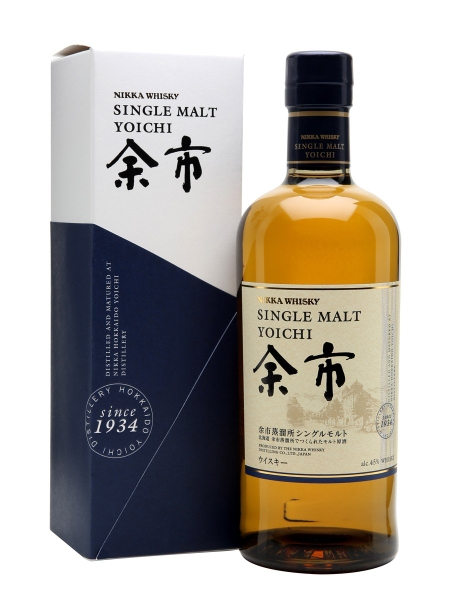 WHISKY NHẬT NIKKA YOICHI SINGLE MALT
