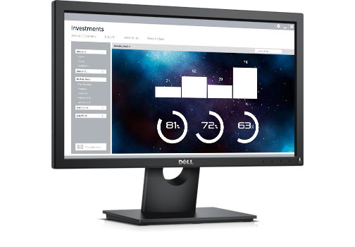 DELL 22 Monitor | E2216HV