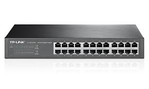 SWITCH TP-LINK TL-SF1024D - 24 PORT 10/100