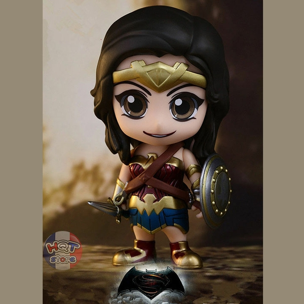 Mô hình Wonder Woman Cosbaby Chibi Justice League