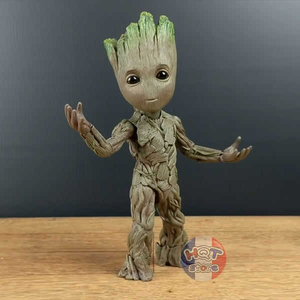 Mô hình Groot Baby tỉ lệ 1/1 26cm Guardians of the Galaxy Vol 2