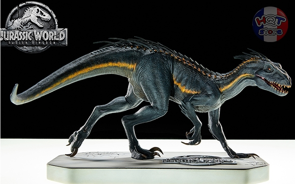 Mô hình khủng long Indoraptor W-Dragon 1/15 Jurassic World