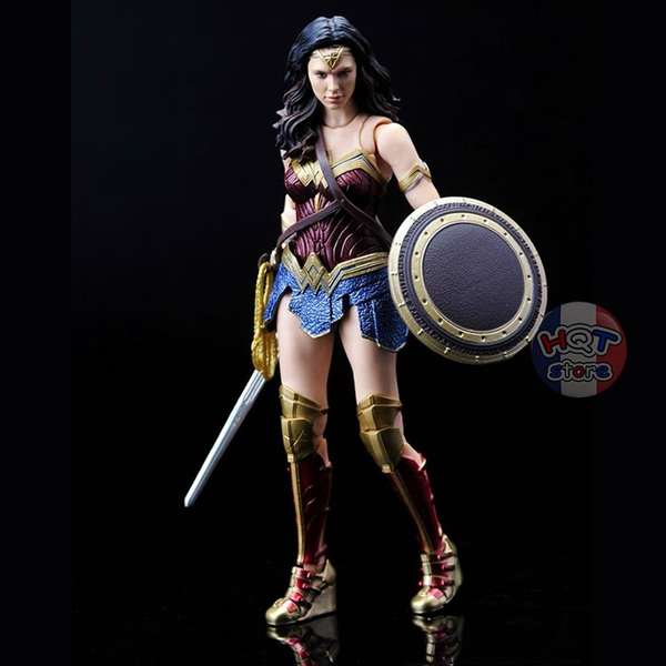 Mô hình Wonder Woman SHF Justice League