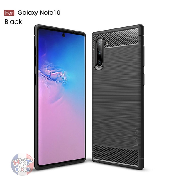 Ốp lưng chống sốc Ipaky Onyx cho Samsung Note 10 Plus / Note 10