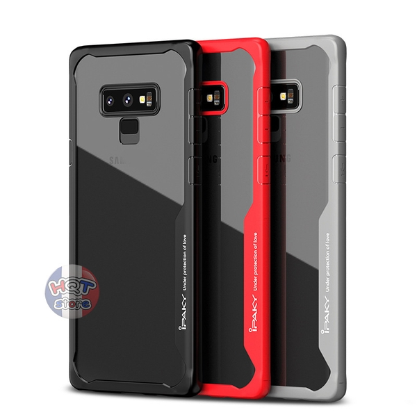 Ốp lưng chống shock Galaxy Super Series Ipaky cho Samsung Note 9