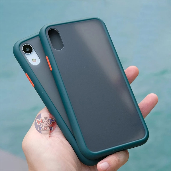 Ốp lưng chống sốc PolyChromatic Matte 2 Likgus IPhone XR 6.1Inch