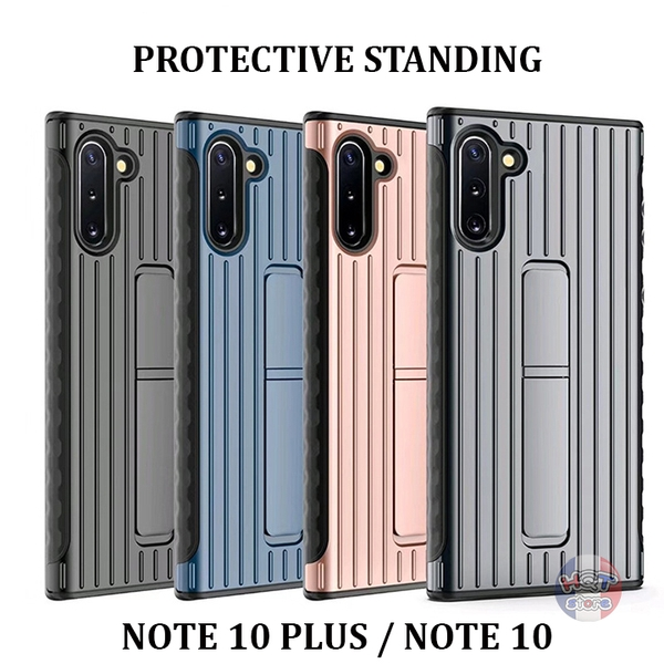 Ốp lưng chống sốc Protective Standing cho Note 10 Plus / Note 10