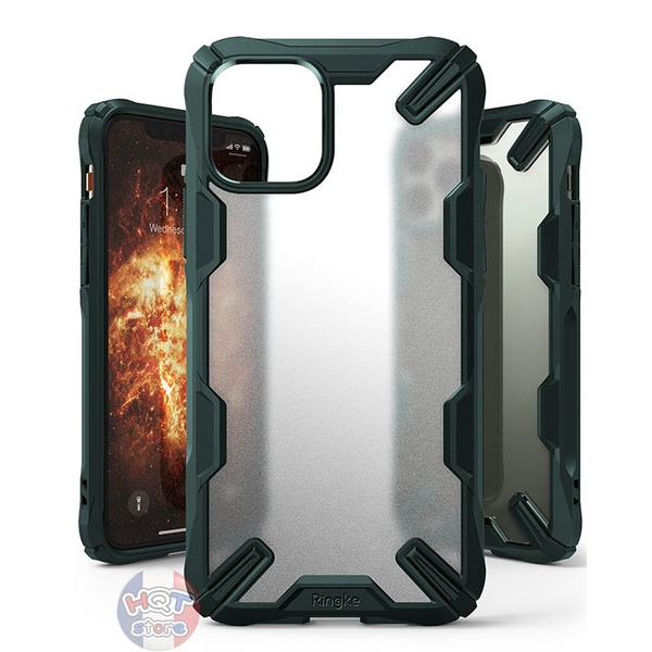 Ốp lưng chống sốc Ringke Fusion X Matte cho IPhone 11 Pro Max / 11 Pro
