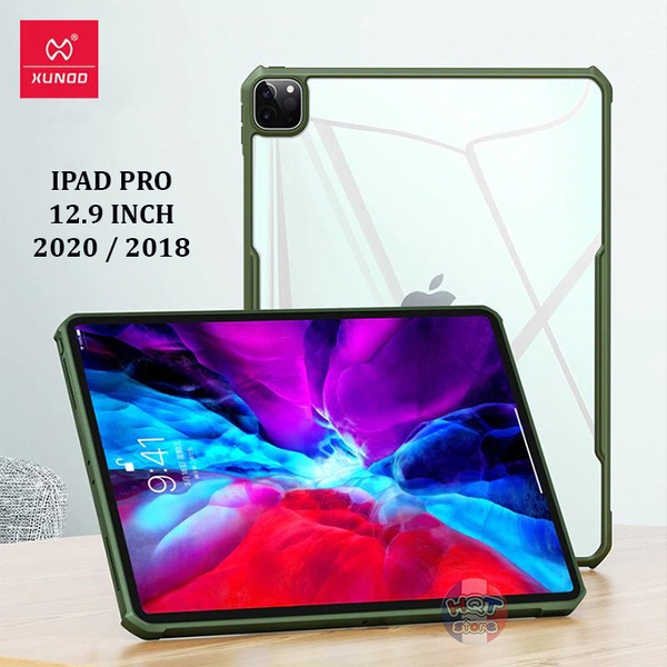 Ốp lưng chống sốc XUNDD Beatle Case cho IPad Pro 12.9inch 2020 / 2018