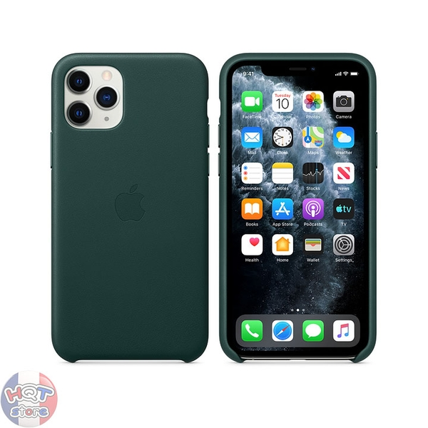 Ốp lưng da Leather Case cho Iphone 11 Pro Max / 11 Pro / 11
