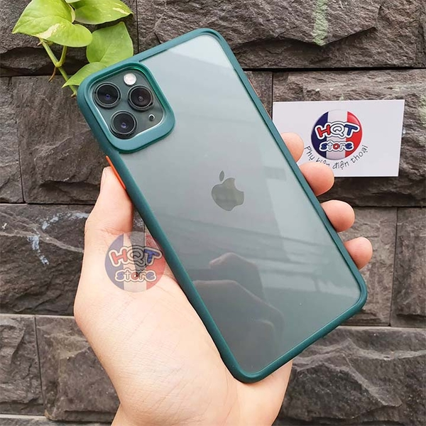 Ốp lưng PolyChromatic Clear Likgus cho Iphone 11 Pro Max / 11 Pro / 11