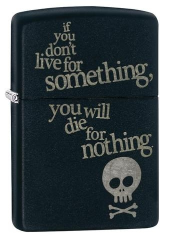 Zippo Live for Something 29091