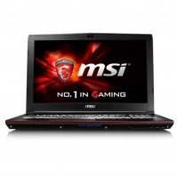 Laptop MSI GP62 6QF (Leopard) 1220XVN (Black)