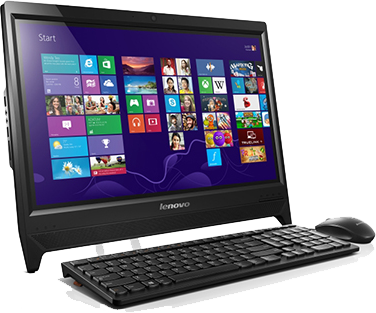 PC Lenovo IdeaCentre All In One C260 (5732-9083) /màu Đen