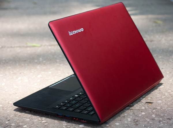 Laptop Lenovo U4170 80JT000CVN (Red)