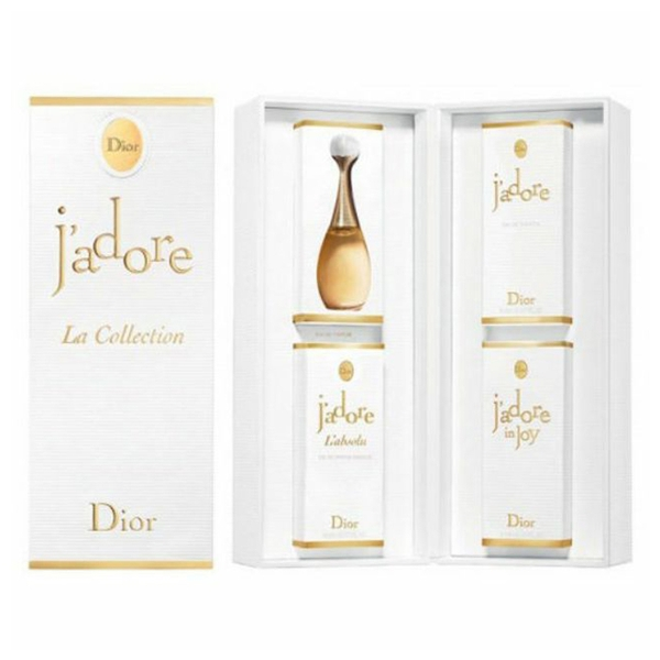 Bộ quà tặng CHRISTAN DIOR J'adore Mini Collection