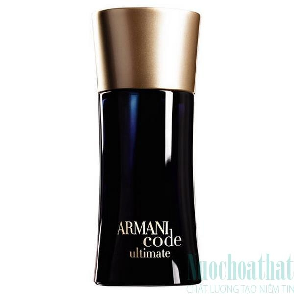 Giorgio Armani Code Ultimate Eau de Toillete 50ml