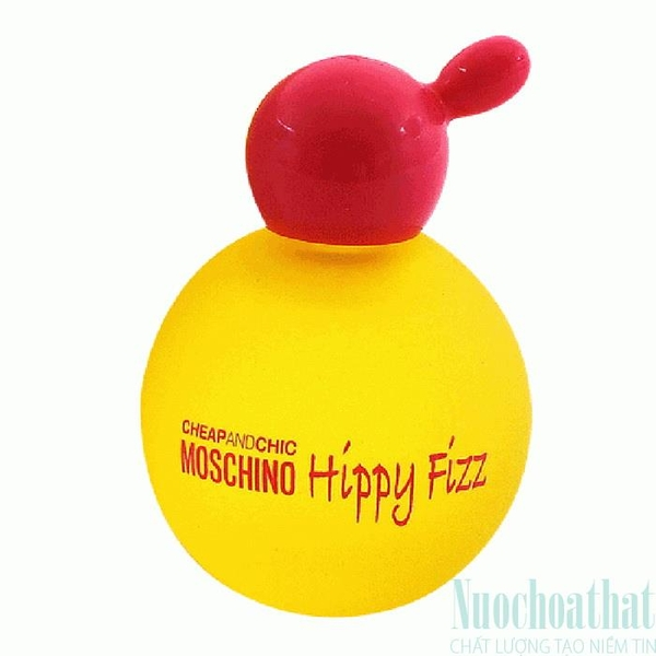 Moschino Cheap and Chic Hippy Fizz Eau de Toilette 4.9ml