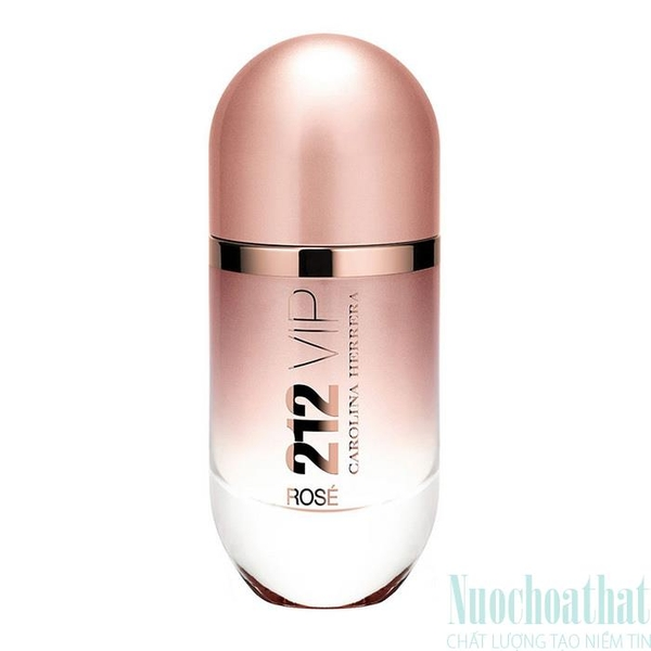 Carolina Herrera 212 VIP Rose Eau de Parfum 50ml