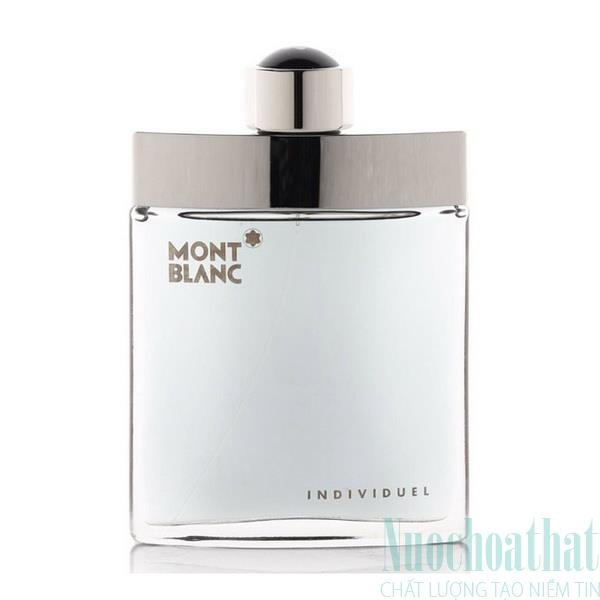 Mont Blanc Individuel For Men Eau de Toillete 75ml