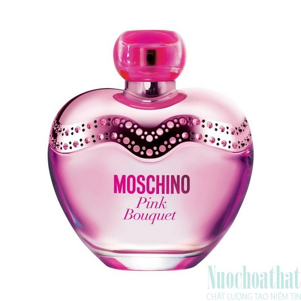 Moschino Pink Bouquet Eau de Toillete 50ml