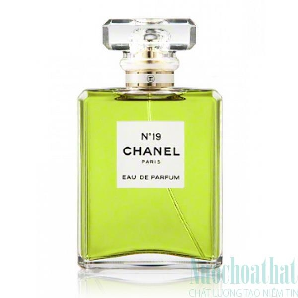 Chanel No.19 Eau de Parfum 100ml