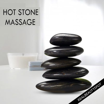 HOT STONE FOOT MASSAGE THERAPY