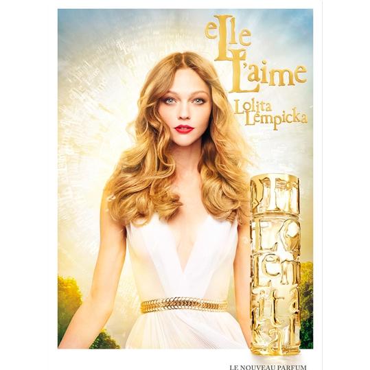 Lolita Lempicka Elle L'aime pour femme Linh Perfume
