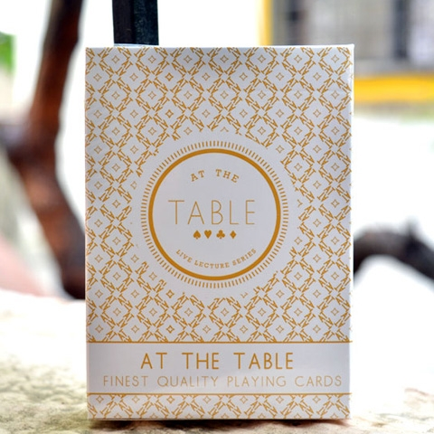 At the Table Playing Cards: Signature Edition