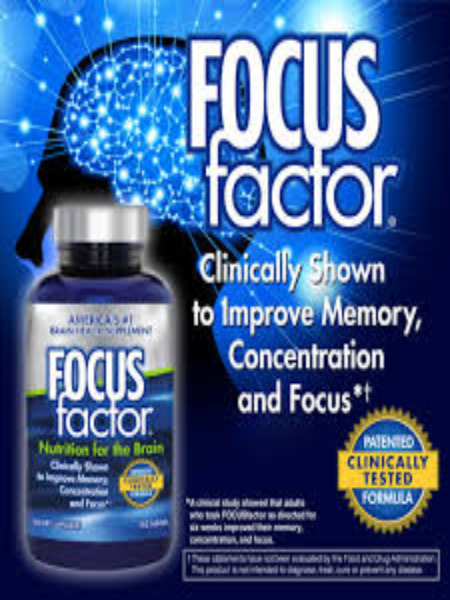 FOCUS FACTOR DIETARY SUPPLEMENT